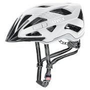 Innowacyjny kask rowerowy City Active White Mat Uvex