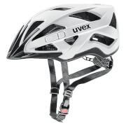 Zaawansowany kask rowerowy Active CC White Black Mat Uvex