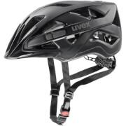 Zaawansowany kask rowerowy Active CC Black Mat Uvex