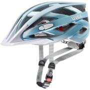 Praktyczny kask rowerowy I-vo cc Mint Mat Uvex