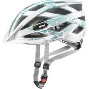 Kask rowerowy dla nastolatków Air Wing White Green Uvex