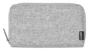 Portfel podróżny Pacsafe RFIDsafe LX250 Tweed Grey