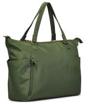 Torba damska antykradzieżowa Pacsafe Stylesafe tote zielony