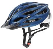 Kask rowerowy dla osób o dużym obwodzie głowy Oversize Blue White Mat Uvex