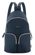 Plecak damski antykradzieżowy Stylesafe sling granatowy