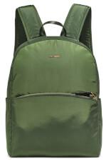 Plecak damski antykradzieżowy Pacsafe Stylesafe zielony