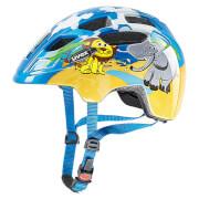 Kask rowerowy dla dzieci Finale Junior Safari Uvex