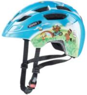 Kask rowerowy dla dzieci Finale Junior Village Uvex