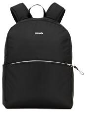 Plecak damski antykradzieżowy Pacsafe Stylesafe czarny
