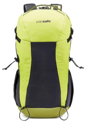 Plecak turystyczny antykradzieżowy Pacsafe Venturesafe X34 Python Green