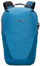 Plecak turystyczny antykradzieżowy Pacsafe Venturesafe X18 Blue Steel