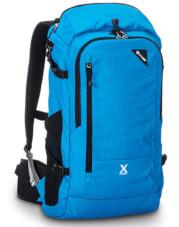 Plecak turystyczny antykradzieżowy Pacsafe Venturesafe X30 Hawaiian blue