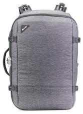 Antykradzieżowa torba podróżna z szelkami Pacsafe Vibe 40 Grey