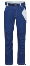 Milo spodnie wspinaczkowe VELIM jeans blue, blue sea