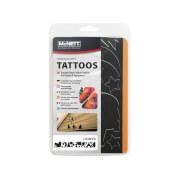 Zestaw łatek Tenacious Tape Tattoos Camper McNETT