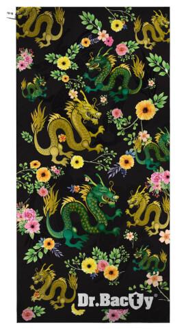 Antybakteryjny ręcznik szybkoschnący L Dragon Dr Bacty