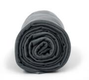 Antybakteryjny ręcznik szybkoschnący M ciemnoszary Dr Bacty