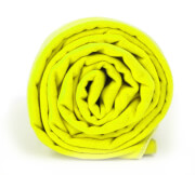Antybakteryjny ręcznik szybkoschnący M neon żółty Dr Bacty