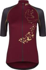 Koszulka rowerowa damska VEZUVIO Fem Gold