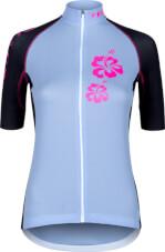 Koszulka rowerowa damska VEZUVIO Fem Blue