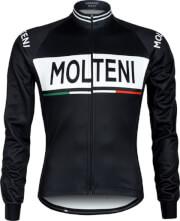 Bluza rowerowa męska Vezuvio Molteni Dark