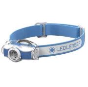 Latarka czołowa MH3 White/Blue Ledlenser biały/niebieski