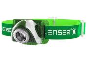 Latarka czołowa SEO 3 Green Ledlenser zielony