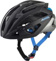 Kask rowerowy 55-59 Valparola Alpina Black Silver Blue new 2019