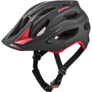Kask rowerowy Carapax 2.0 Alpina Black Red
