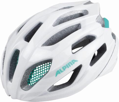 Kask rowerowy FEDAIA Alpina White Smaragd