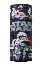 Chusta wielofunkcyjna dla dzieci Junior Original US Buff Star Wars Black