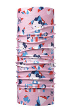 Chusta wielofunkcyjna dla dzieci Junior Original US Buff Hello Kitty Mountain Light Pink