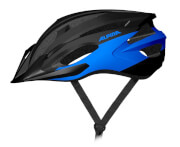 Kask rowerowy MTB17 Alpina Black Blue