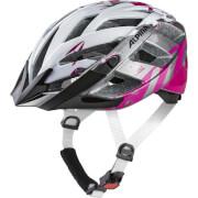 Kask rowerowy Panoma 2.0 Alpina Pearlwhite Magenta new 2019