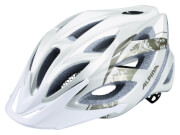 Kask rowerowy Seheos Alpina White Prosecco