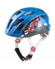 Kask rowerowy dla dzieci Ximo Red Car Alpina