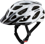 Kask rowerowy Mythos 2.0 Alpina White Silver Lines new 2019