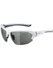 Okulary sportowe Lyron HR VL White-Grey Alpina szkło Varioflex black Cat. 2-3 new 2019
