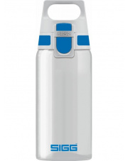Butelka turystyczna CLEAR One Blue 500 ml SIGG niebieska