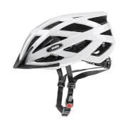Kask rowerowy z ruchomym daszkiem I-vo Uvex biały
