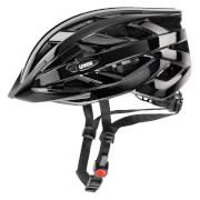 Kask rowerowy z ruchomym daszkiem I-vo Uvex czarny