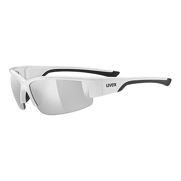 Sportowe okulary przeciwsłoneczne Uvex Sportstyle 215 biało