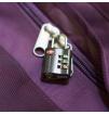 Kłódka do bagażu SA Combi Lock czarna Lifeventure