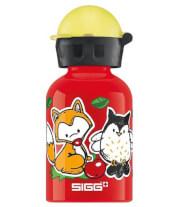 Butelka turystyczna dla dzieci Forest Kids SIGG 300 ml