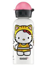 Butelka turystyczna dla dzieci Hello Kitty Tiger SIGG 400 ml