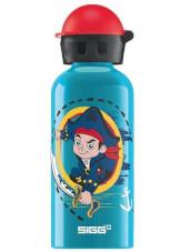 Butelka turystyczna dla dzieci Captain Jake SIGG 400 ml