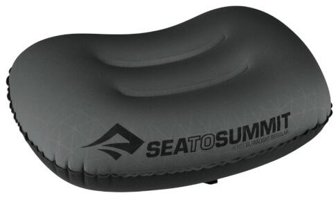 Lekka poduszka dmuchana Aeros Pillow Ultralight Regular Sea to Summit szara