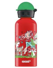 Butelka turystyczna dla dzieci Fairy World SIGG 400 ml