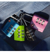 Kłódka do bagażu SA Combi Lock różowa Lifeventure