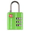 Kłódka do bagażu SA Combi Lock zielona Lifeventure